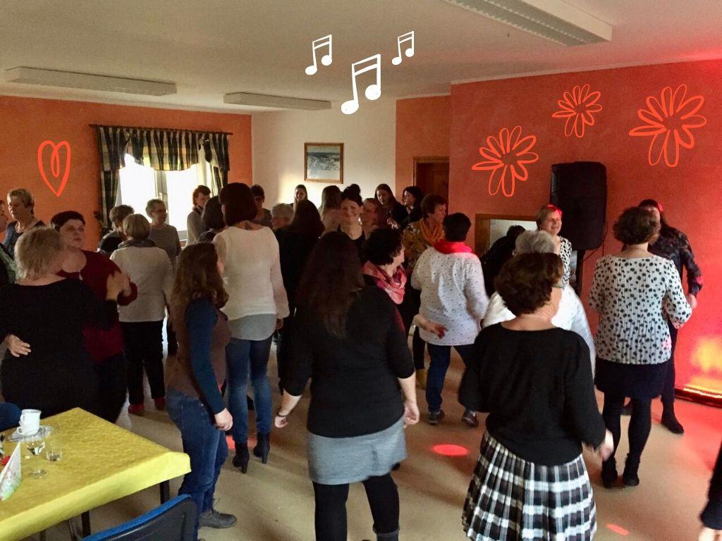 Frauentagsfeier in Ludorf